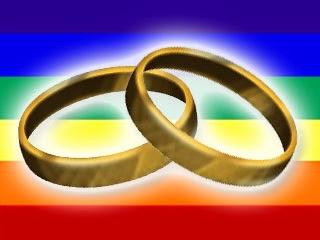 πολιτικός γάμος μεταξύ ομοφύλων