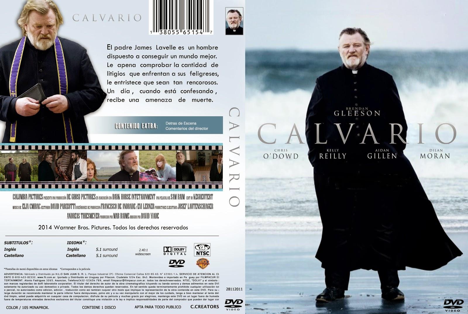 Calvário BDRip XviD Dual Áudio CALVARIO 2Bcovercreators