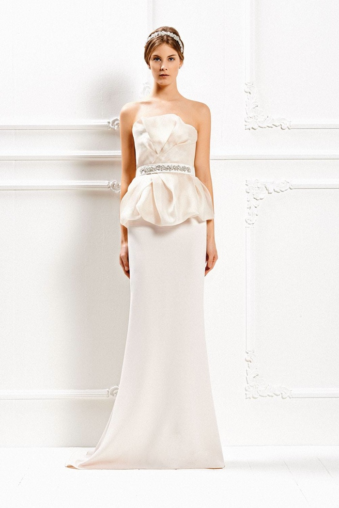 Max Mara Bridal Collection Fall 2015