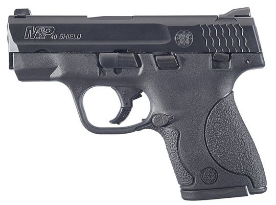 Pistol Smith & Wesson M&P Shield 9mm / .40 S&W