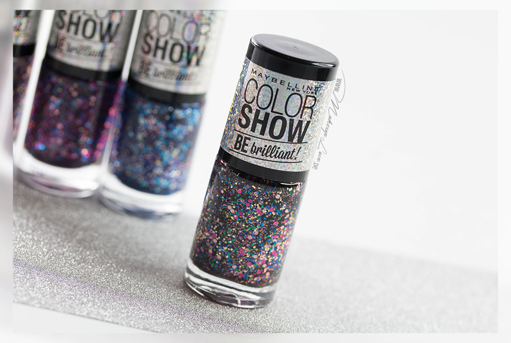 Maybelline Colorshow Nagellacke | BE brilliant! Kollektion Spark the night