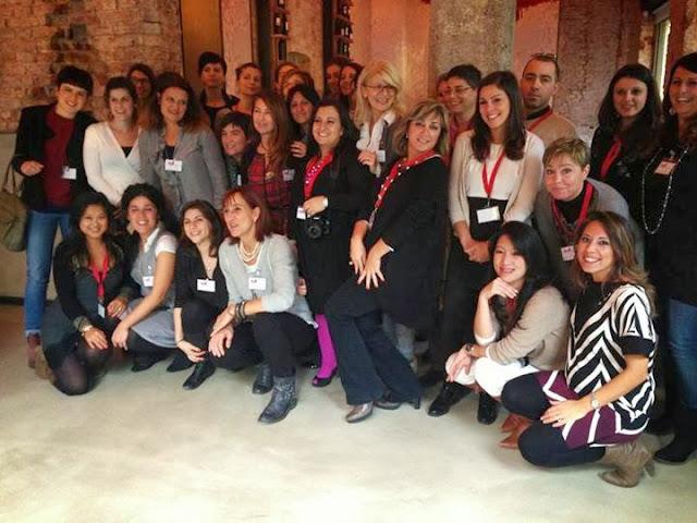 16 novembre 2013 il raduno a milano