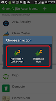 Create Hibernation Shortcut