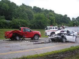 car crash articles