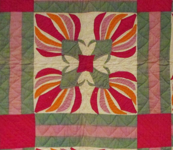American Quilt Study Group seminar : All About Applique