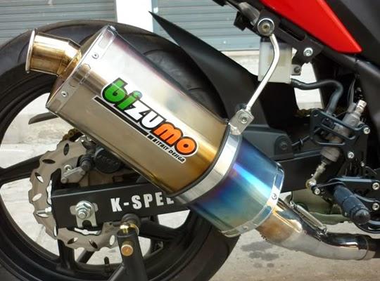 Perubahan Honda CBR250R Cool
