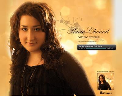 Flavie CHENAIL,Musique