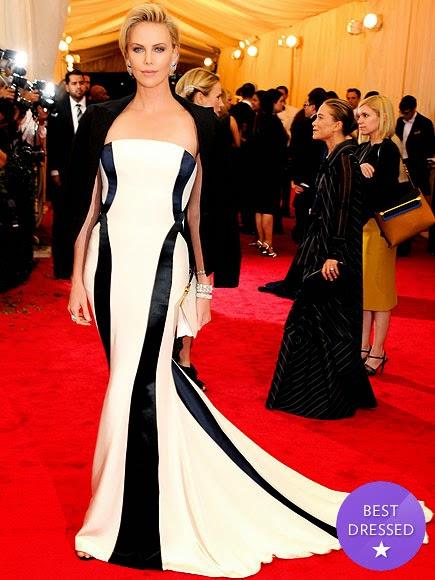 Charlize Theron, Met Gala 2014