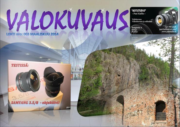 VALOKUVAUS-LEHTI 2014/03