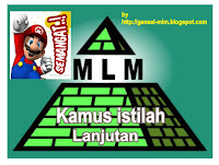 kamus istilah mlm lanjutan