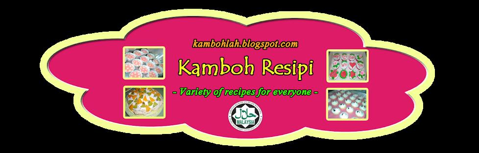 Kamboh Resipi - Asz Hussen