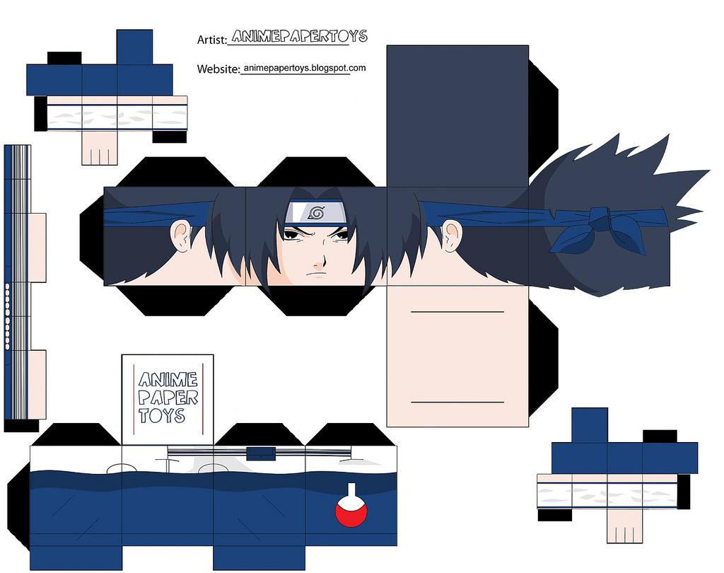 Naruto Origami