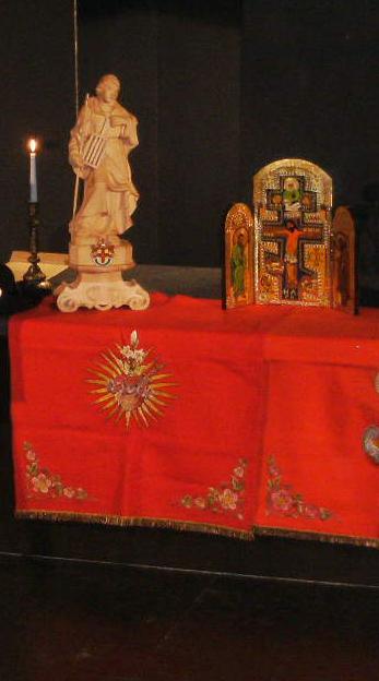 Laurentius-Altar