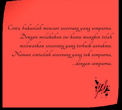 Kata Mutiara Cinta Versi Papua