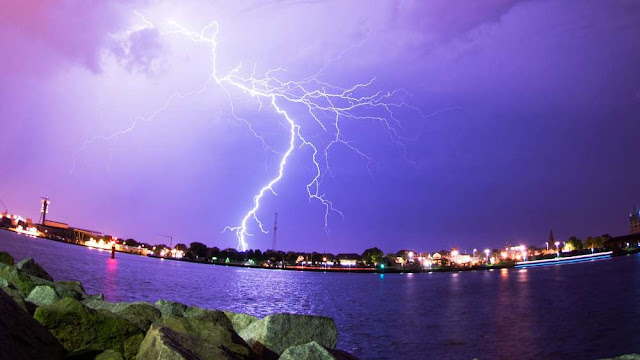 Storm over parts in German