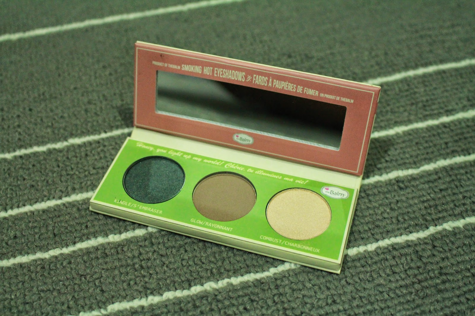 The Balm Smoke Balm Volume 2 Palette