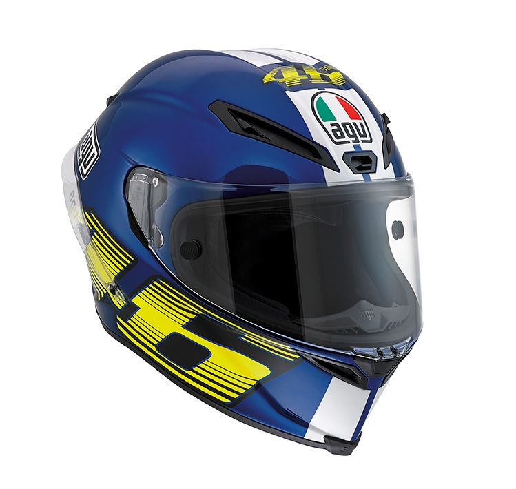champion helmets new 2016 valentino rossi replica helmets. Black Bedroom Furniture Sets. Home Design Ideas