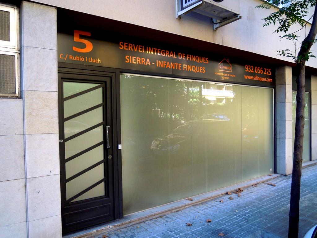 Sifinques servicio integral de fincas administraci n de - Administradores de fincas en barcelona ...