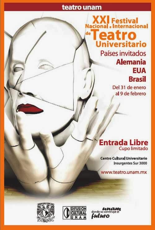 XXI Festival Nacional e Internacional de Teatro Universitario
