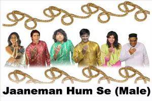 Jaaneman Hum Se (Male)
