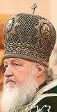 Patriarch Kirill.