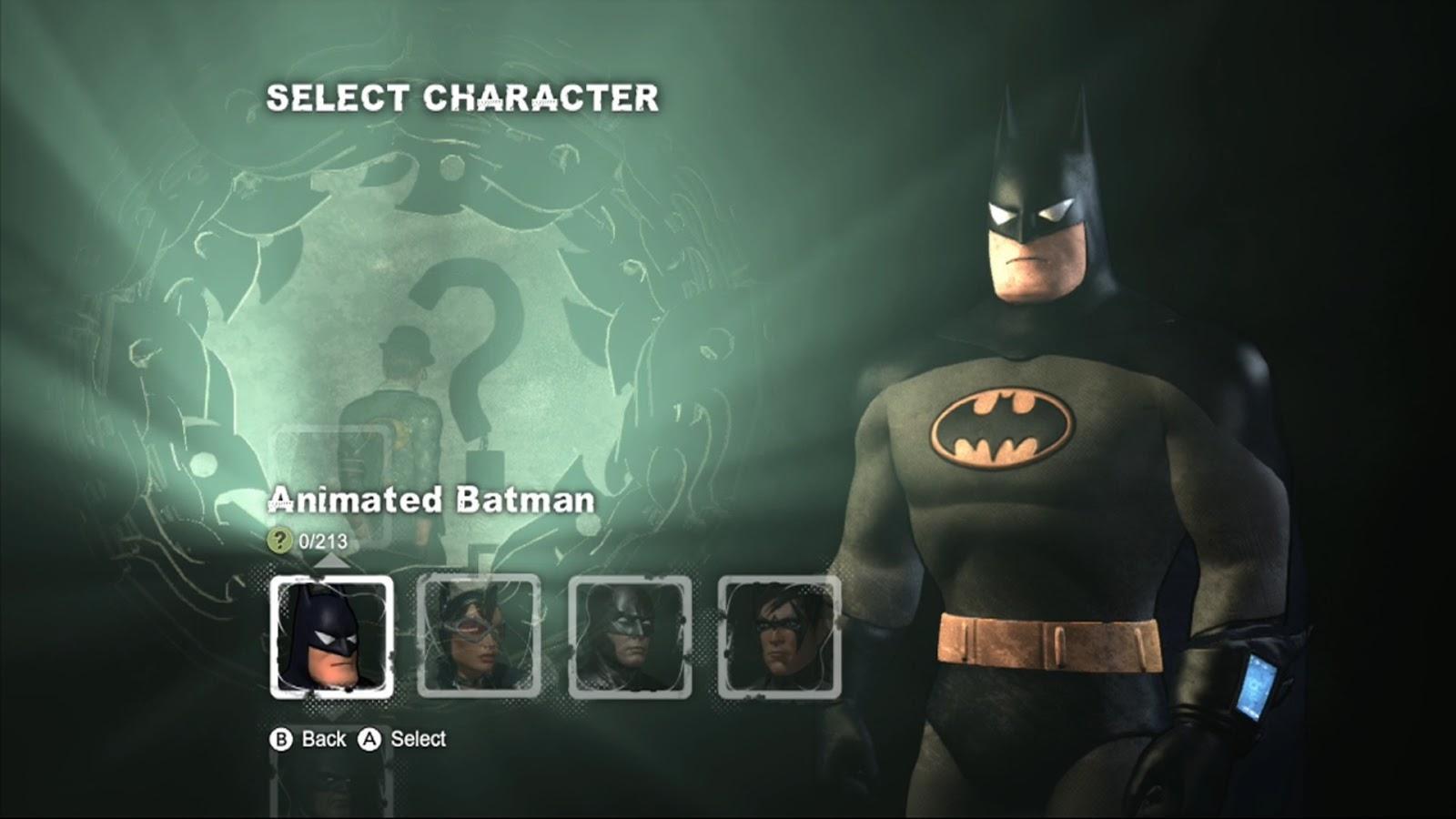 SuperPhillip Central: Batman: Arkham City - Armored ...