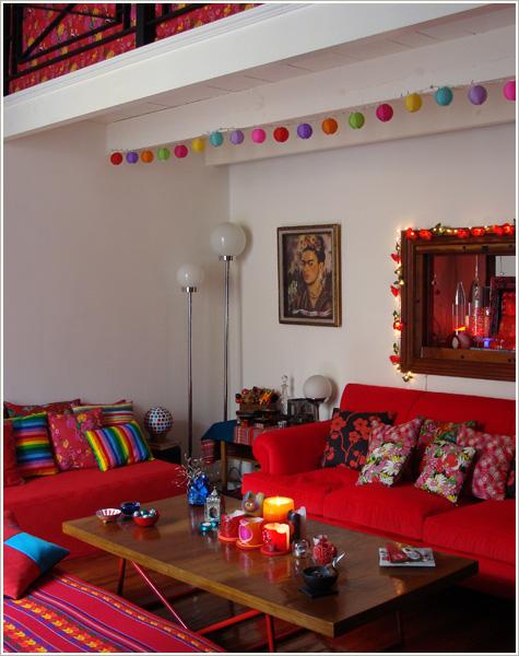 Decora o de casas de verdade ser que tem parecida for Cuartos decorados de frida kahlo