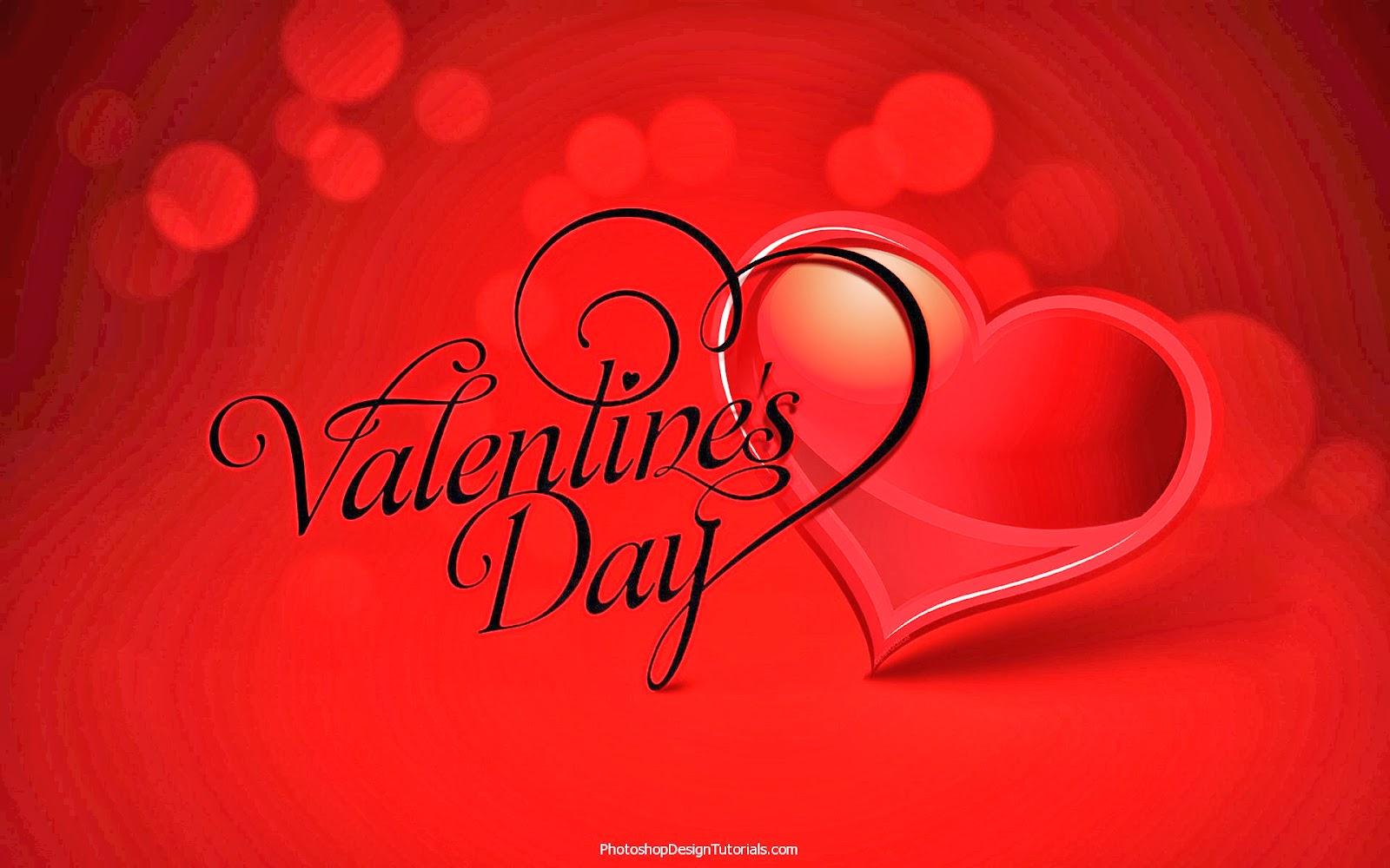 happy valentine day message hot