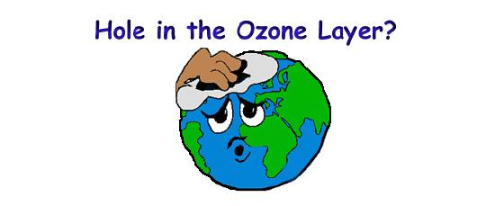 Ozone Layer Hole