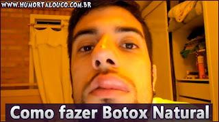 Como fazer Botox Natural