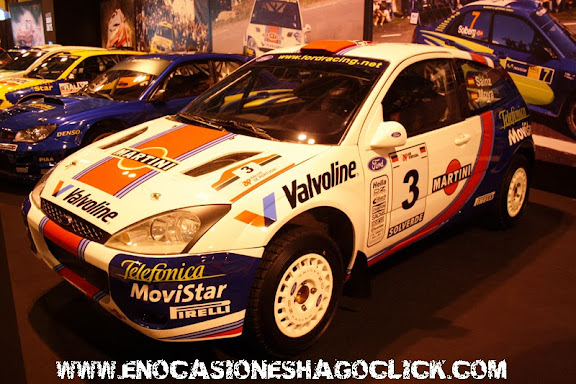Ford Focus WRC Sainz