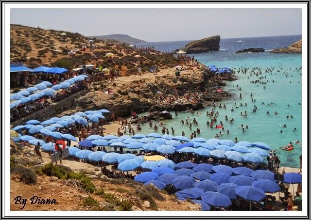 Mellieha Bay-malta-plaja