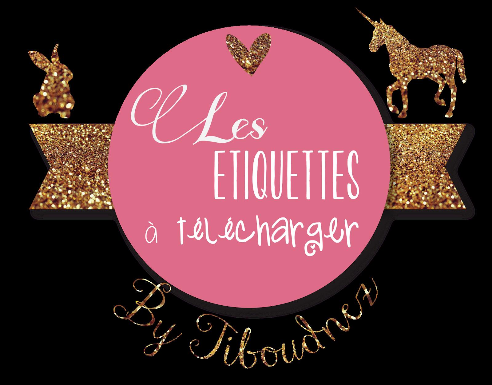 époustouflant ♥ Des licornes & des poussins - A imprimer ♥ - TIBOUDNEZ #CS_82