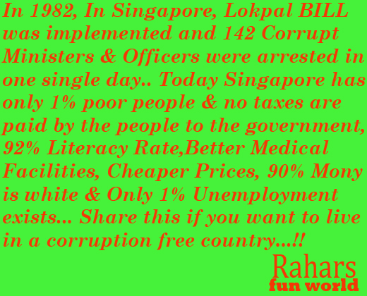 free corruption singapore Is singapore the most successful society since human history began or, to put it   corruption is the single biggest reason why most third world countries have  failed  freedom house ranks singapore as partially free.