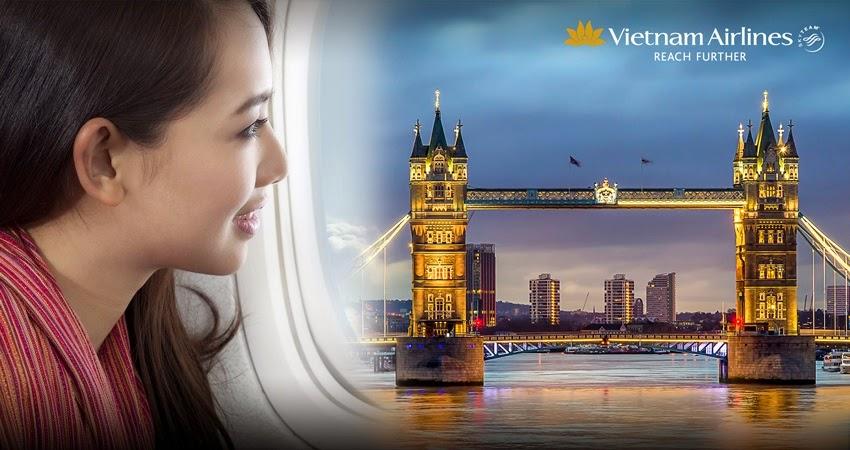 越南航空 Vietnam Airlines【機票優惠】4至6月出發越南「首都」河內$1,112起(連稅)/胡志明市$1,151起(連稅)!