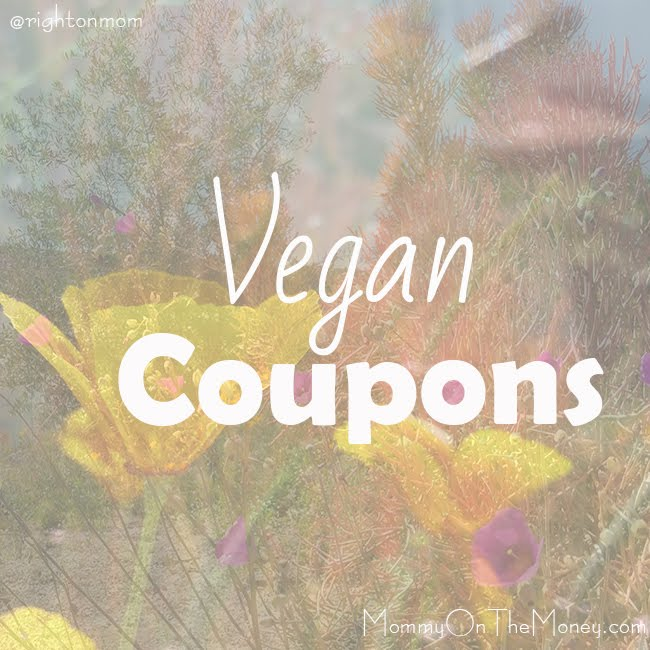 Our Vegan Coupons Page