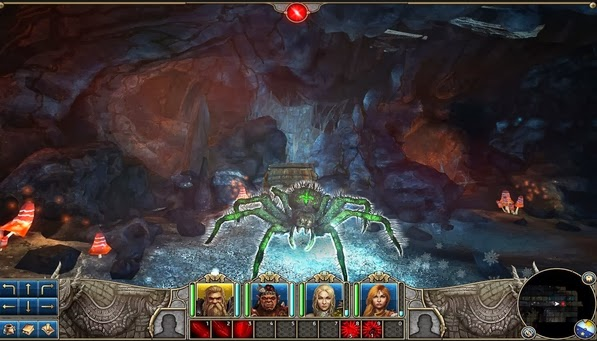 Might and Magic X Legacy Gameplay