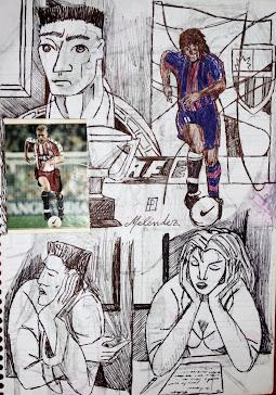 Jugadores de futbol