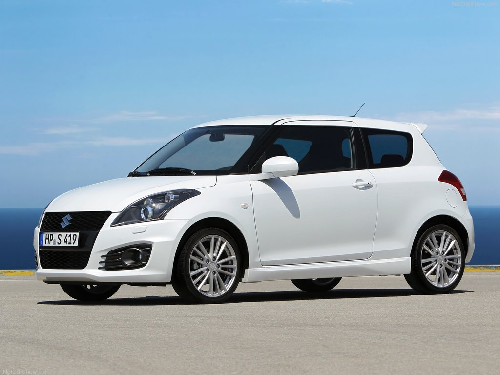 suzuki swift sport 2012 its my car club. Black Bedroom Furniture Sets. Home Design Ideas