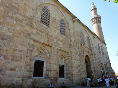 The Grand Mosque of Bursa Selcuk Turkey