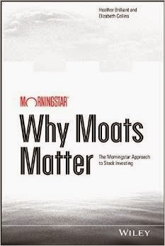 Why Moats Matter book cover