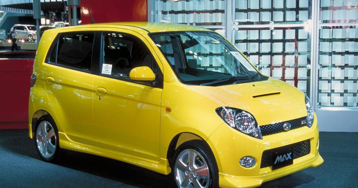 Car And Car Zone Daihatsu Max Concept 2003 New Cars Car Reviews