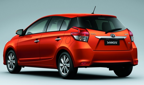 Toyota Yaris Price In UAE Al Futtaim