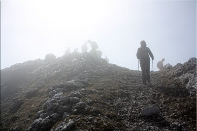 Cima de Aratz 1.443 m.