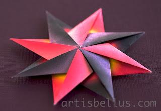 Origami Stars: Constanze