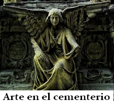 Arte funerario cementerio Barcelona