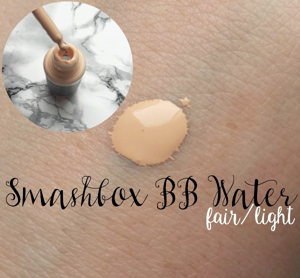 Smashbox BB Water & CC Spot Concealer Review