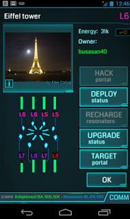 Portal Key digunakan untuk membuat link antar portal