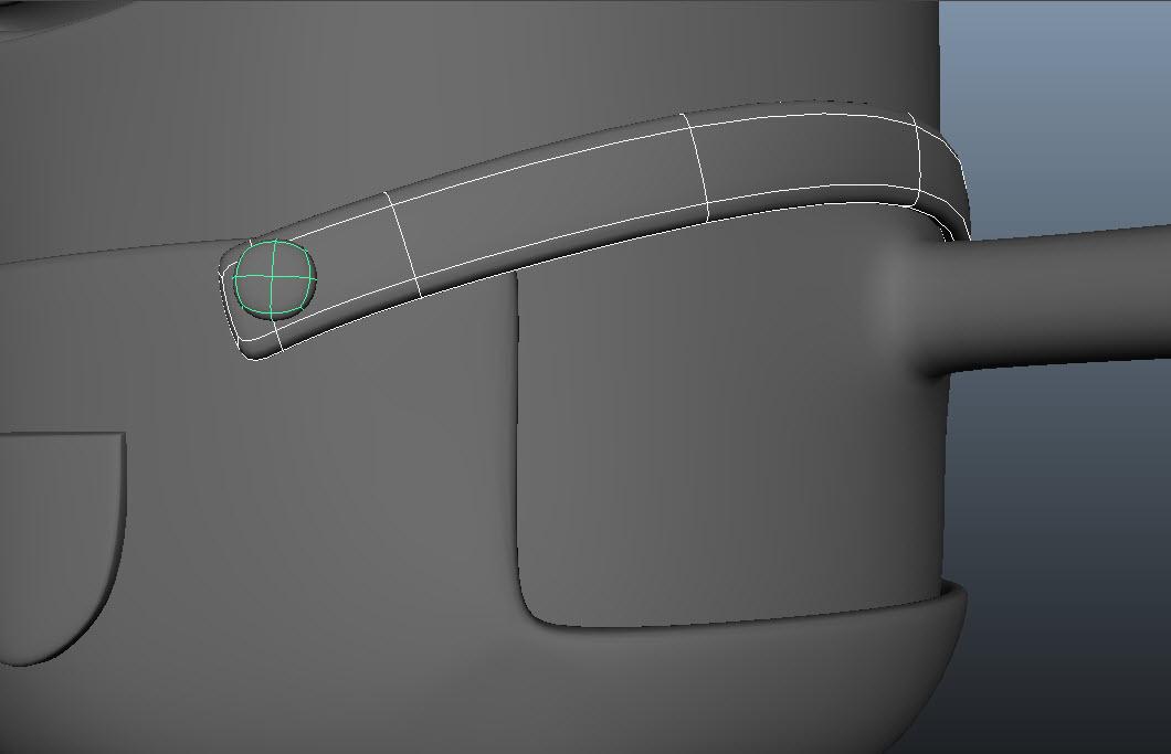 Minion Modeling P4 H