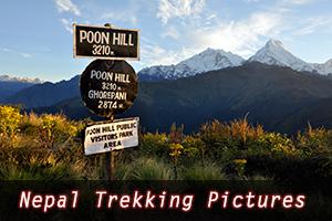 nepal trekking pictures